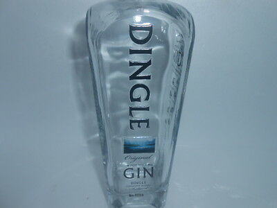 EMPTY GIN BOTTLE '' DINGLE '' 70cl / perfect conditions - see photos