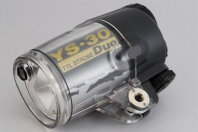 [Excellent+++++] Sea & Sea YS-30 Duo Underwater Strobe flash From Japan #11040