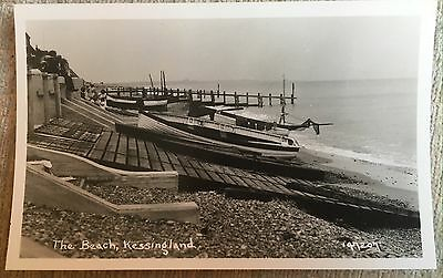 Kessingland Showing The Beach Postcard