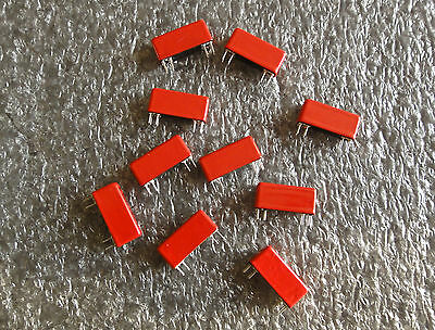 10pcs Coto DPDT Reed Relay 2342-12-000 (2 Form C) Through Hole 12V DC