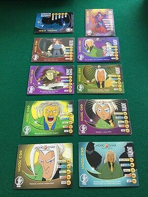 Jackie Chan Trading Cards