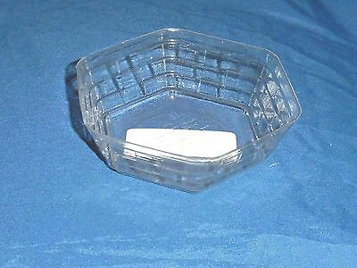 Longaberger Plastic Protector Only for the Sage Booking Basket