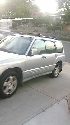 2002 Subaru Forester  2002 subaru 140000 miles needs a trans excellent condition and runs great!