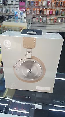 *SAVE £120* B&O PLAY by BANG & OLUFSEN H8 Headphones -Natural - BRAND NEW IN BOX