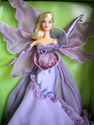 BARBIE THE ORCHID FLOWER NRFB - NUOVA - model muse doll collection da collezione