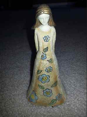 """Hope Nature ART STONE BY CARSON """"If You have faith, you have hope....Figurine"""