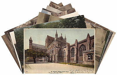 12off Postcards of Religious Buildings (P008)