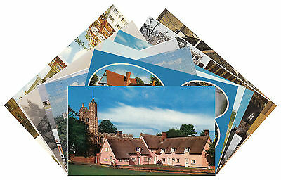 12off Postcards of Suffolk (P099)