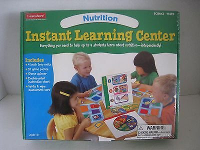 Lakeshore Instant Learning Center- Nutrition