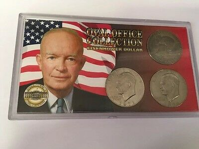 Oval Office Collection Eisenhower Collection 1971-1976
