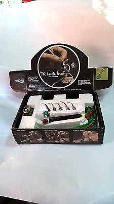 Smith Little Torch+Curved Tips 5 sizes #1,#2,#3,#4,#5 with USA FITTINGS.+GIFTS!