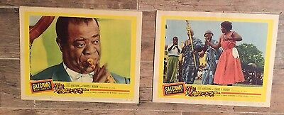 """""""Satchmo the Great"""" 1957 Movie"""