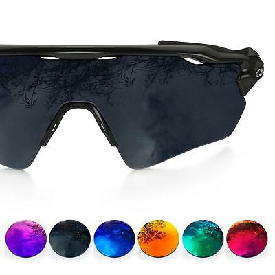 Fit&See Polarized Replacement Lenses for Oakley Radar Path EV ( Choose Color )