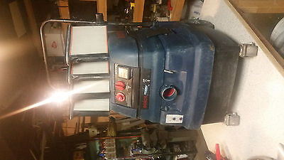 Bosch Airsweep Vacuum Dust Collector