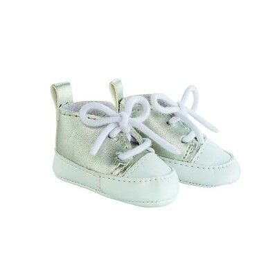Ma Corolle Silver Sneakers / Trainers 36cm