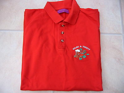 mens polo shirt XL BY SUPER DELUXE,  polo shirt size XL