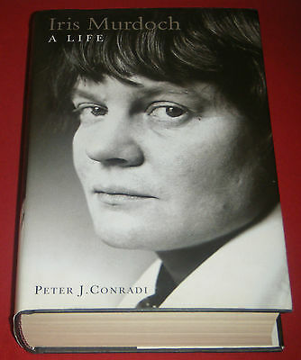 Iris Murdoch: A Life - The Authorized Biography by Peter J. Conradi...