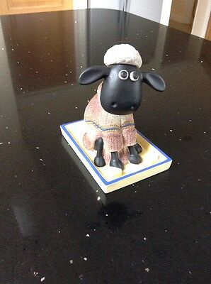 Wallace & Gromit Shawn The Sheep Nodding Ornament Collectable