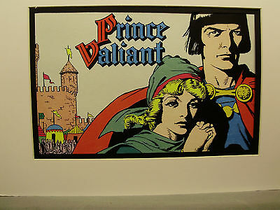 Prince Valiant  Comic  Strip Character color artist illustrated