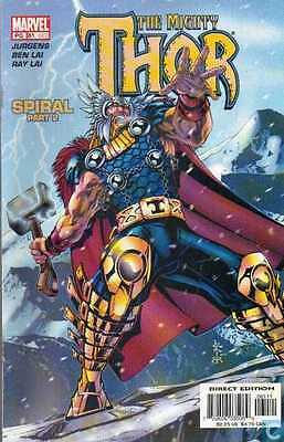 Mighty Thor #61/563 (May 2003) - Spiral part 2
