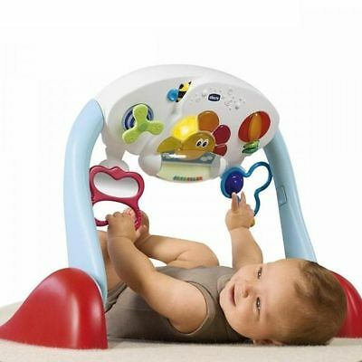 CHICCO Toy I-Gym Baby Play Music Connect MP3 Songs Toddler Activity 3 Months +