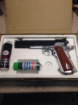 KWC Colt M1911-A1 Cal .45 Special Competition Model Gas Softair