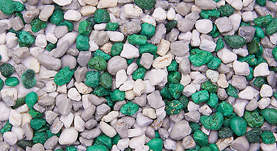 Aquarium Stellar Stone Gravel Astral Colour 5 to 8mm Grains 2.5 kg Bag