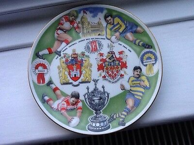 Rugby League Plate