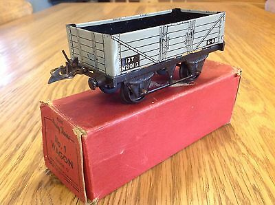 HORNBY O GUAGE No.1 WAGON (42240) with BOX