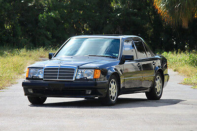 1992 Mercedes-Benz 500-Series Base Sedan 4-Door 1992 Mercedes Benz 500E Rare Model