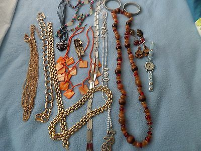 Mixed Lot Vintage Jewelry-A Bargain 20 pieces
