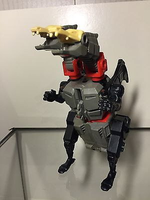 Transformers G1 Monsterbots Doublecross 1987 Takara ❗️RAR❗️