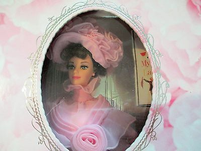 Mattel Barbie Doll 1995 Barbie as Eliza Doolittle in My Fair Lady Doll Free Ship