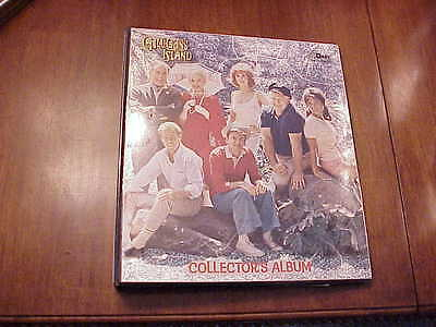 Gilligan's Island Complete Trading Card Sets B&W and Color Plus Binder free ship