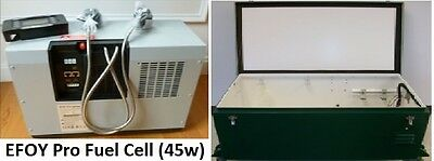 EFOY Pro 800 Duo Direct Methanol Fuel Cell (45w) and new Outdoor Enclosure