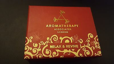 Aromatherapy Associates Roller Ball Duo-Relax and Revive 2  x 4.5ml Roller Ball