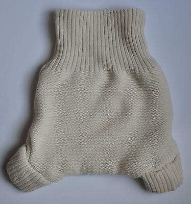 NEW wool diaper cover