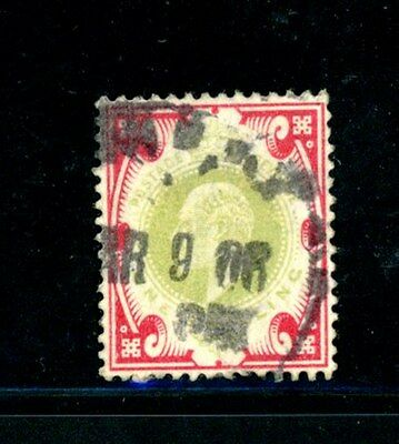 Great Britain Scott # 138c used - Awesome Stamp - Great Value