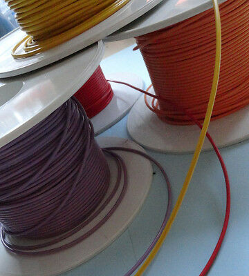 25m Car Automotive Electrical Cable Wiring 2.0mm² 17 COLOUR COMBINATIONS