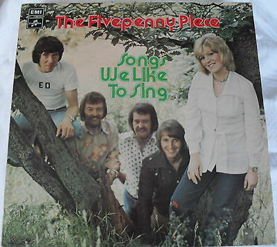 Fivepenny Piece - Songs we Like to Sing - EMI Columbia SCX 6554