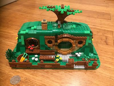 LEGO  The hobbit ... an unexpected gathering 79003 .. hobbit house