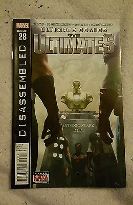 Ultimate Comics The Ultimates, issue 28