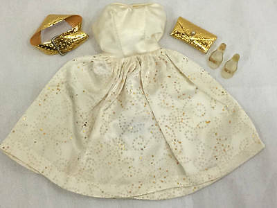 Vintage Barbie Party Date Outfit 958 Complete & Nice!
