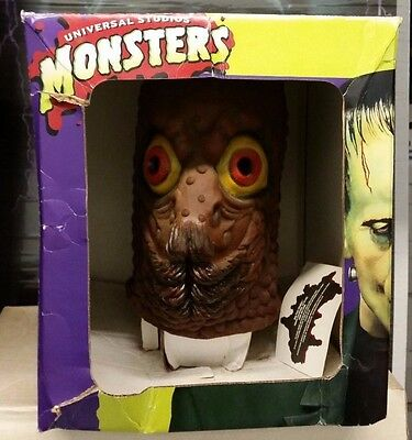Don Mole People Moleman calendar mask with box tag famous Universal monsters
