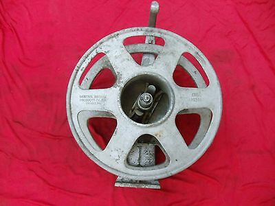 Bell Telephone Wire Reel  General Machine Products Co. Inc. hose cable