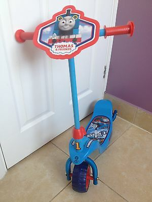Brand New In-Line Scooter - Thomas the Tank Engine