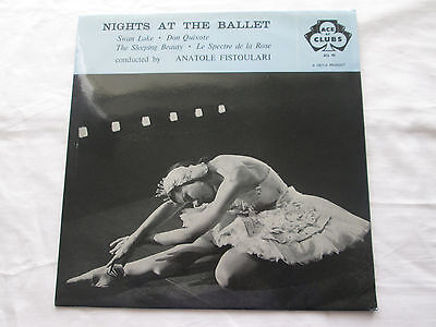 Nights At The Ballet - Anatole Fistoulari - Decca Ace Of Clubs  Acl6