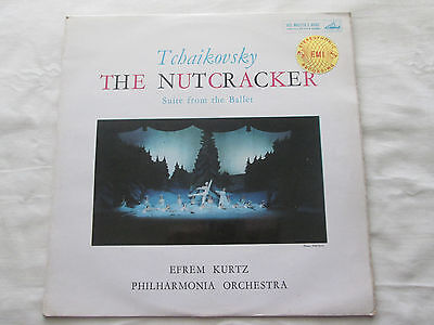 Efrem Kurtz - Tchaikovsly - The Nutcracker Suite - His Masters Voice Asd 289