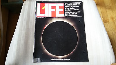 Vintage Life Magazine April 1979 The Moment of Totality Rare
