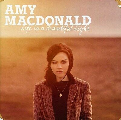 Life In A Beautiful Light - Amy Macdonald (2012, CD NUEVO)